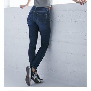 Pacsun dark wash skinny jeans